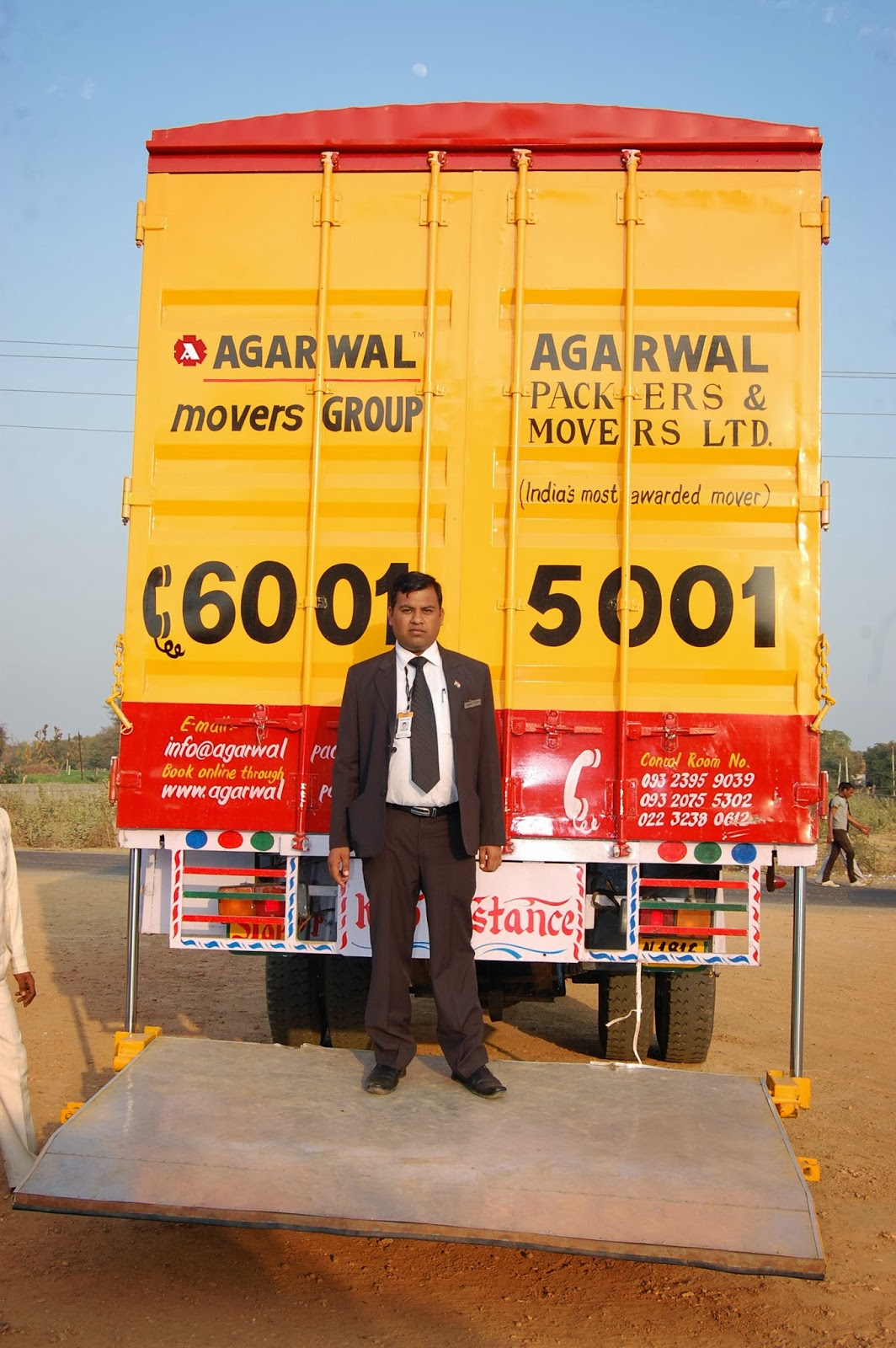 Best Rental Truck Company In Delhi
