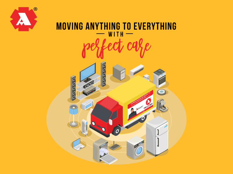 Hassle Free Shifting Solution by Experienced Professional Team