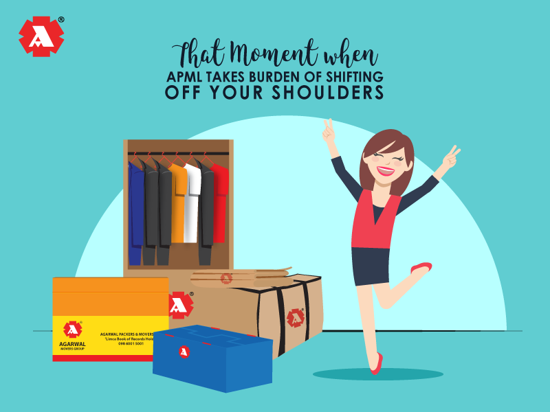 Make your relocation perfect and damage free with Agarwal Packers and Movers