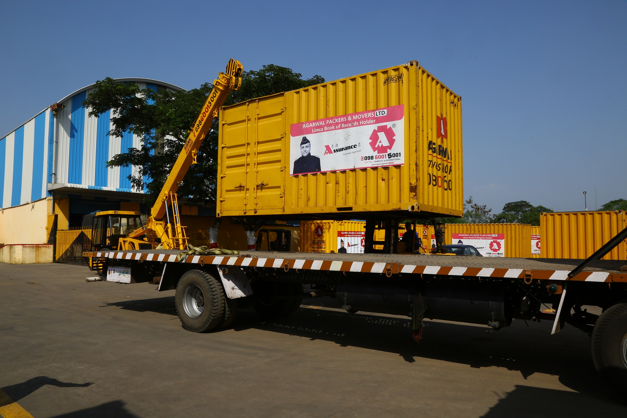 Trusted Service by Agarwal Movers Group